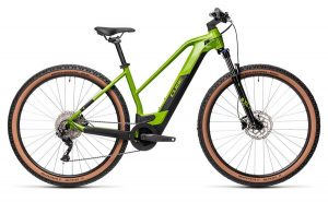E-Mountainbike Hardtrail